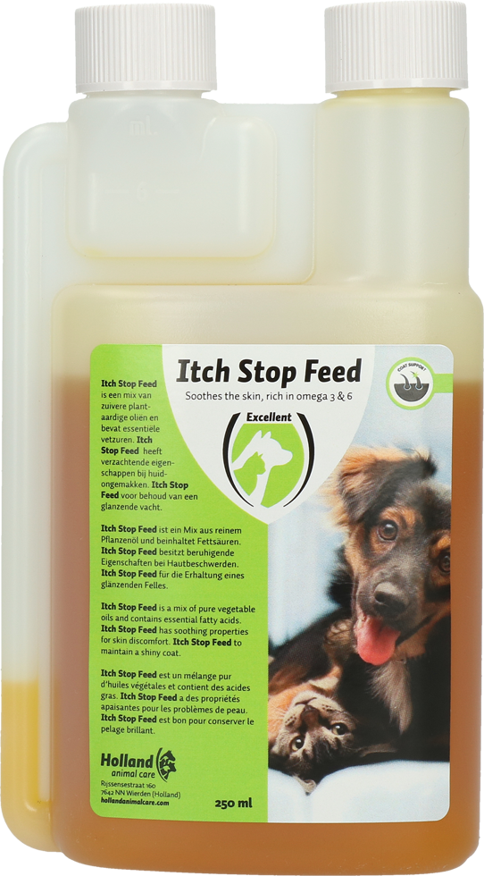 Itch Stop Feed Oil Hund und Katze ( Haut & Fell )